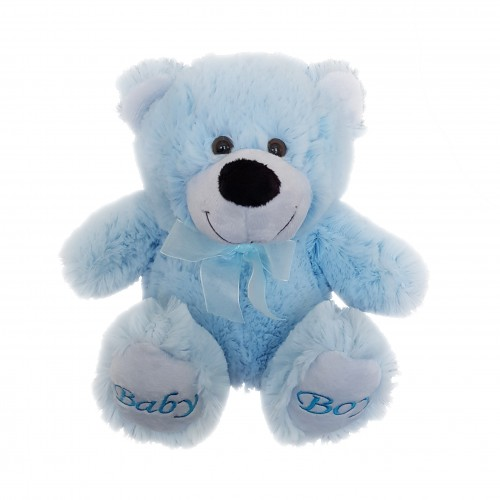 Bear - Blue (Baby Boy)